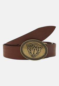 BAYONNEI - Belt - dark brown