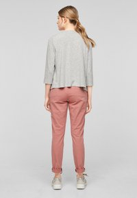 s.Oliver - Trousers - blush - 4