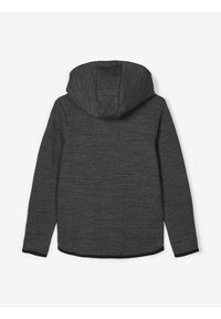 Name it - Zip-up hoodie - asphalt - 1