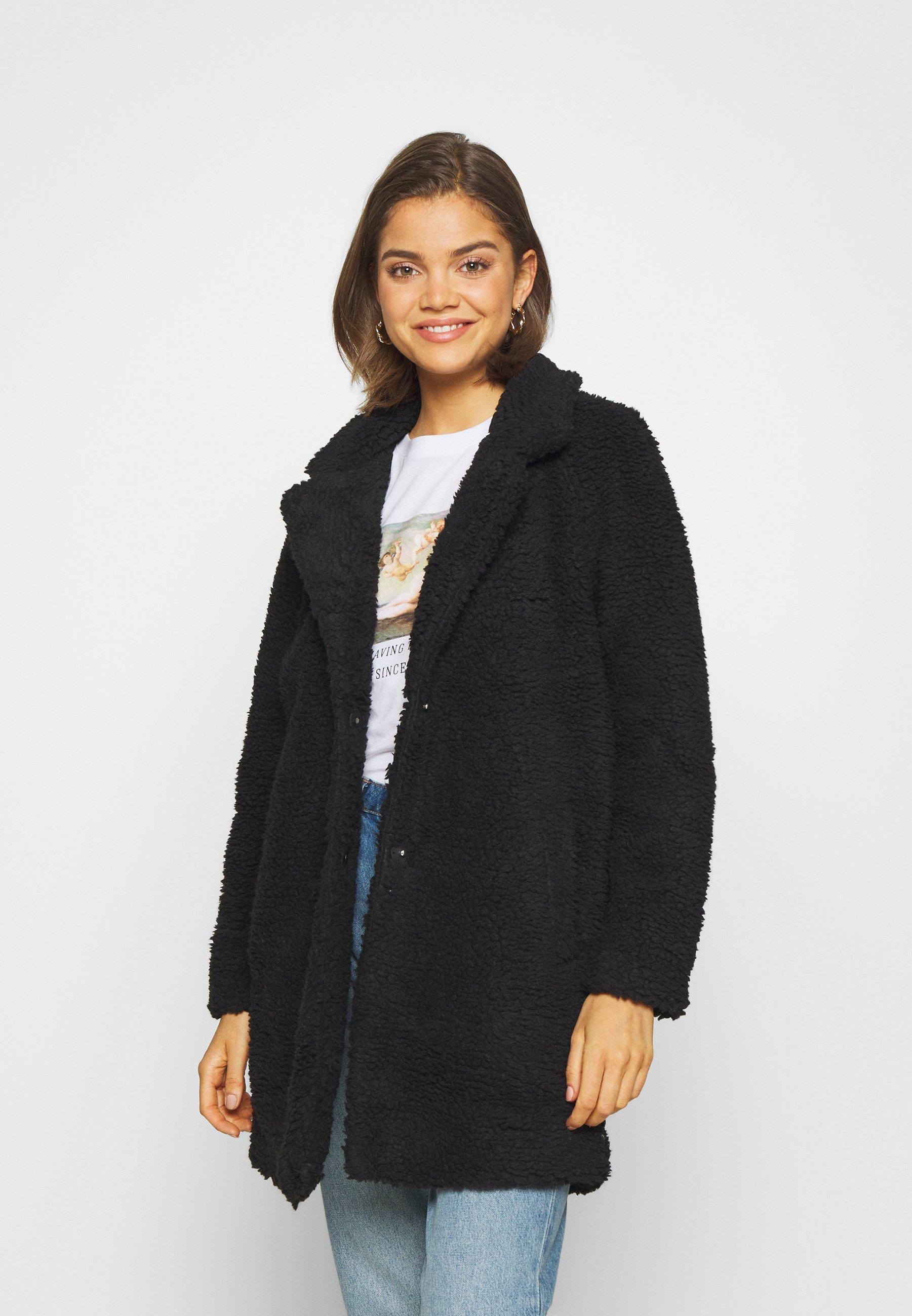 Women ONLAURELIA SHERPA COAT  - Short coat