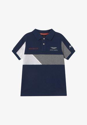 SPLIT - Polo shirt - moto blue