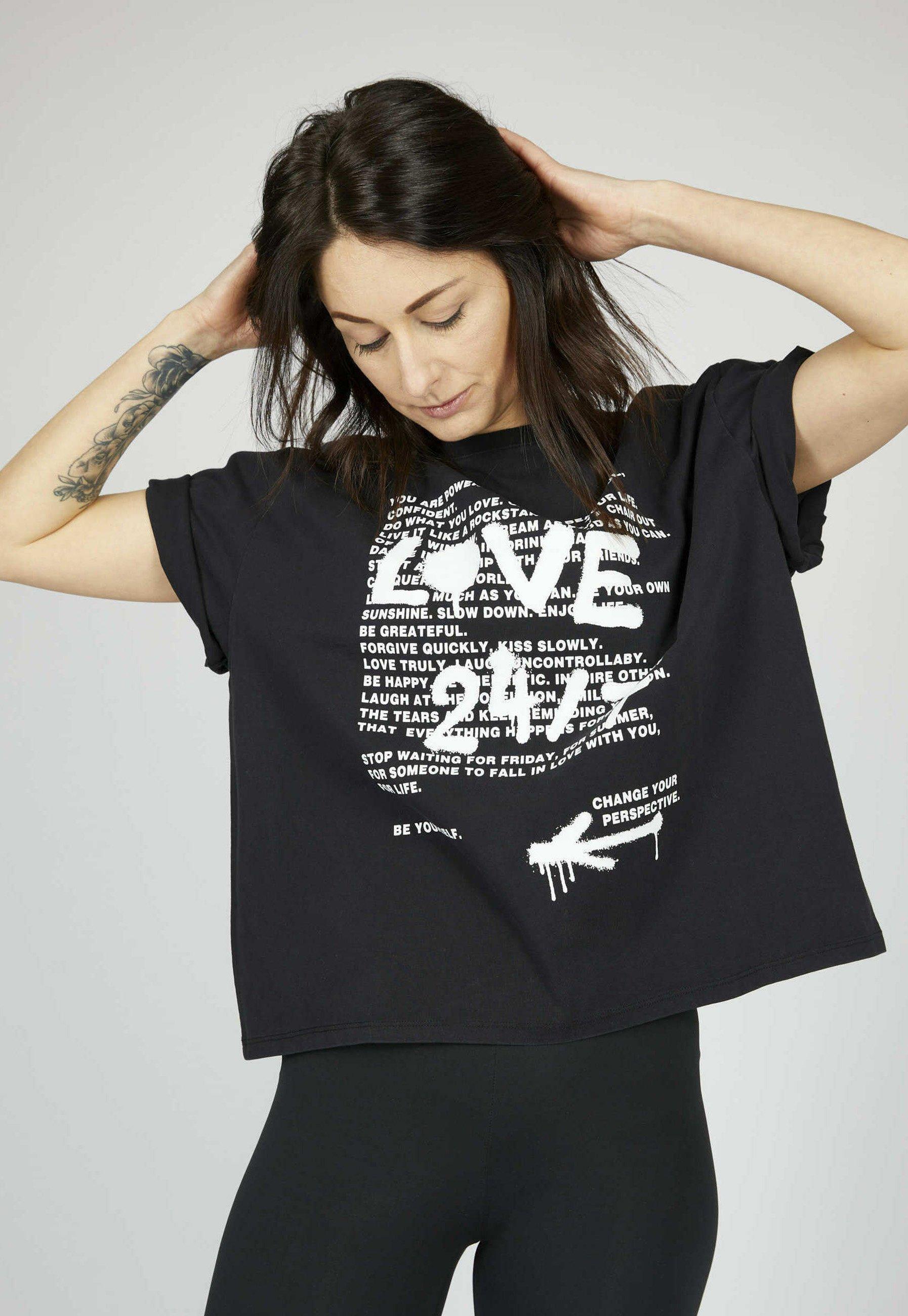Donna ICON - T-shirt con stampa