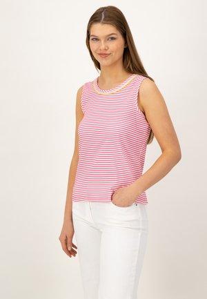 Top - pink streifen