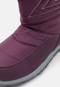 Kappa - CESSY TEX UNISEX - Winter boots - purple/rosé - 5