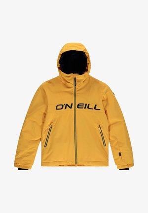 VOLCANIC  - Ski jacket - old gold