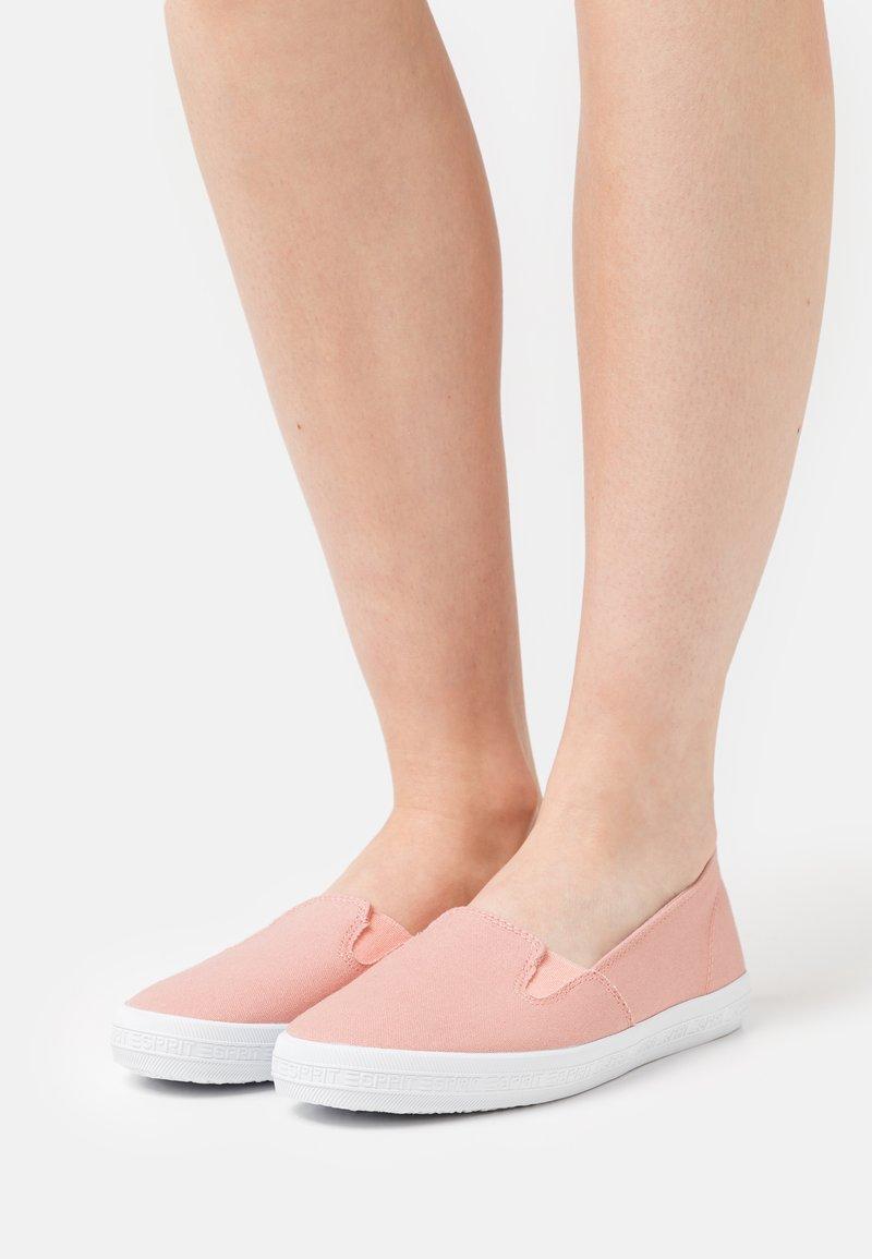 Esprit - NITA - Sneakers laag - nude