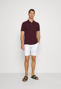 Teddy Smith - SPIKE  - Shorts - blanc - 1