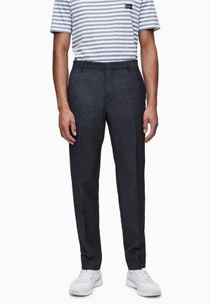Suit trousers - alloy