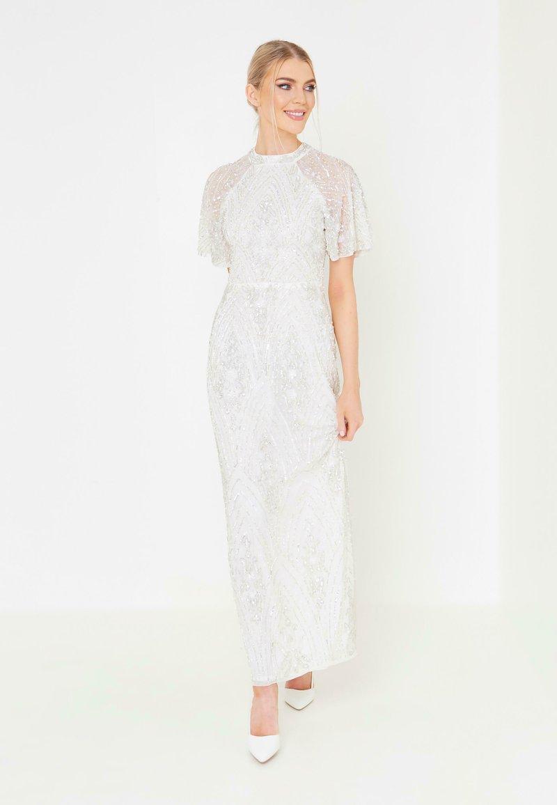 BEAUUT - GRACY - Festklänning - white