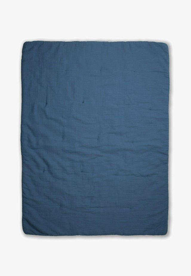 WITH BORDER - Vauvanpeitto - blue