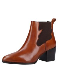 Steven New York - Stiefelette - brown