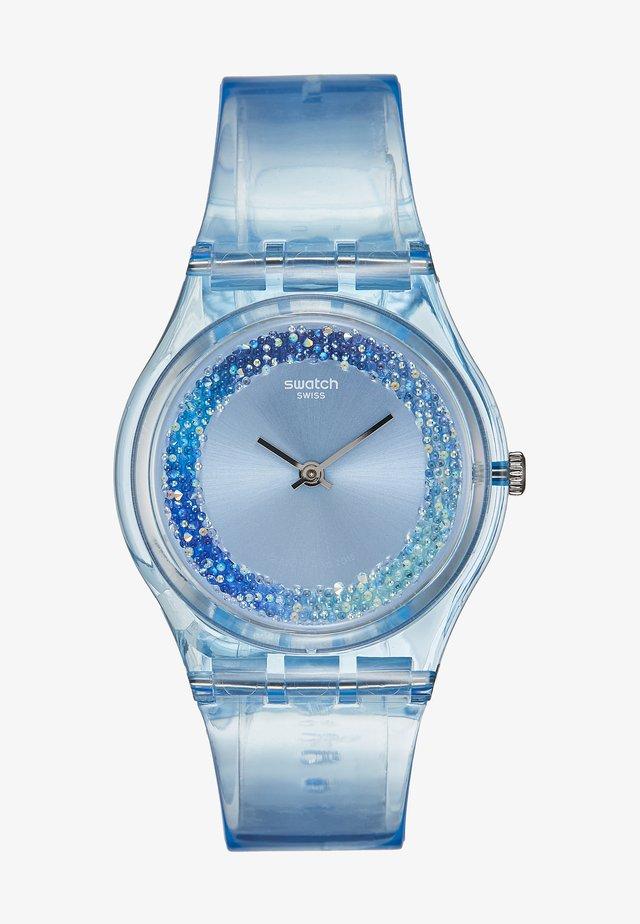 AZZURA - Klokke - light blue