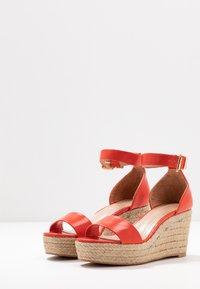 Anna Field - High heeled sandals - burnt orange - 4