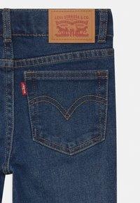 Levi's® - HIGH RISE ANKLE STRAIGHT - Jeans Straight Leg - blue denim - 2