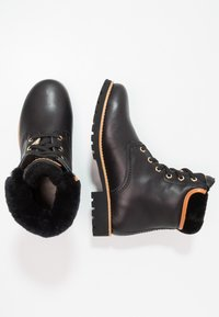 Panama Jack - IGLOO TRAVELLING - Lace-up ankle boots - black - 2
