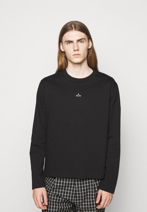 HANGER LONGSLEEVE - T-shirt à manches longues - black