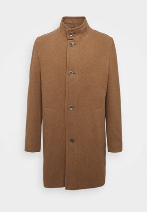 Short coat - cognac
