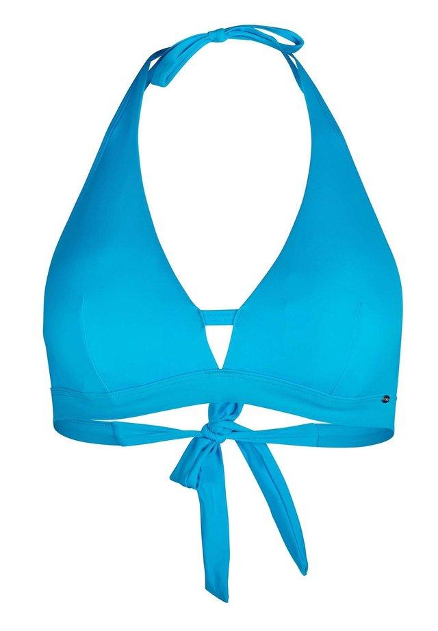 OCEAN VIBE - Bikini top - aqua blue