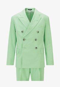 BOSS - 2 PIECE SET - Suit - open green - 7
