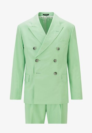 2 PIECE SET - Suit - open green