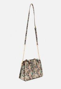ALDO - ADEITHIEL - Tote bag - pastel multi/gold-coloured - 1