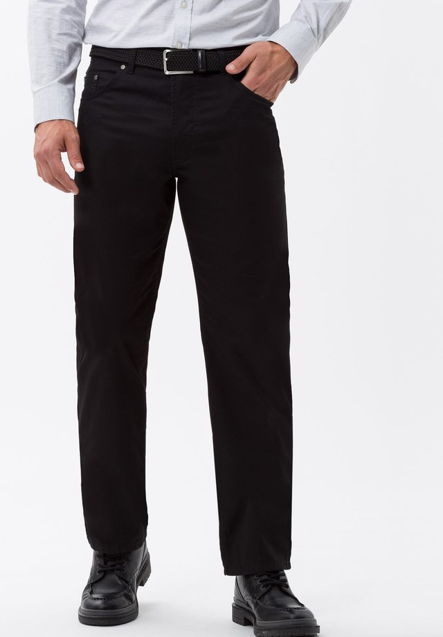 STYLE CARLOS - Jeans Straight Leg - perma black