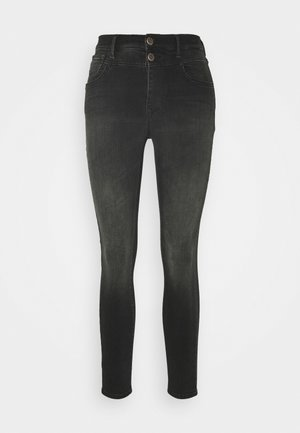 ONLCHRISSY - Jeans Skinny Fit - black denim