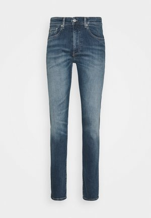 CKJ 016 SKINNY - Jeans Skinny Fit - bright blue