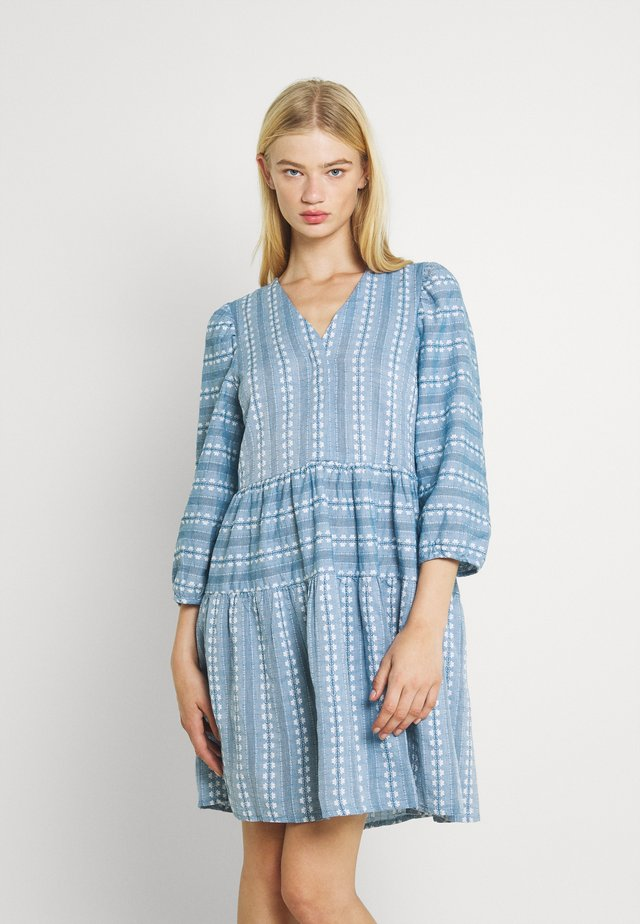 YASPACCA DRESS - Day dress - cashmere blue