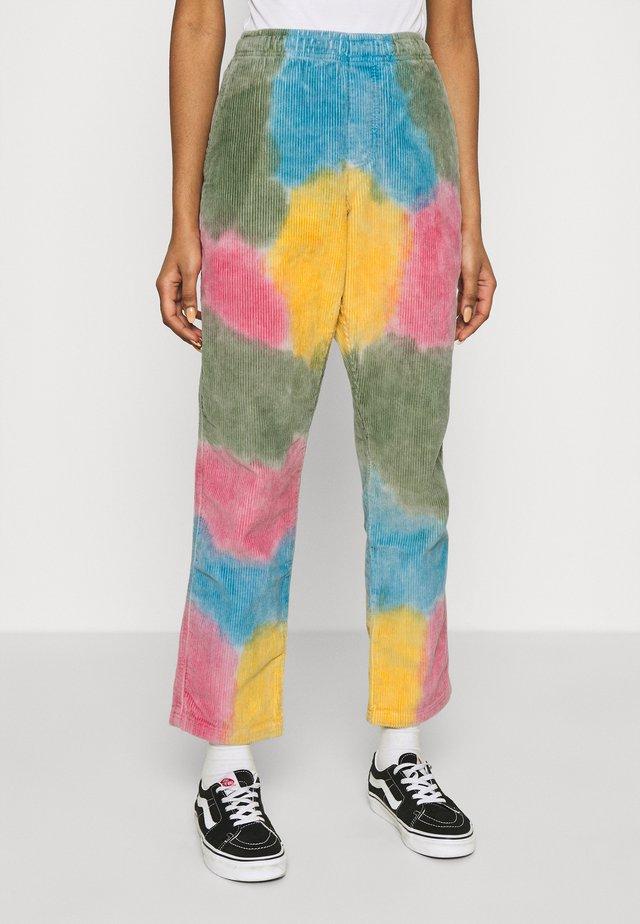 SPLASH PANT - Pantalones - multi