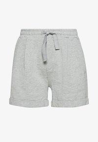 esmé studios - MILLE - Shorts - grey melange - 4