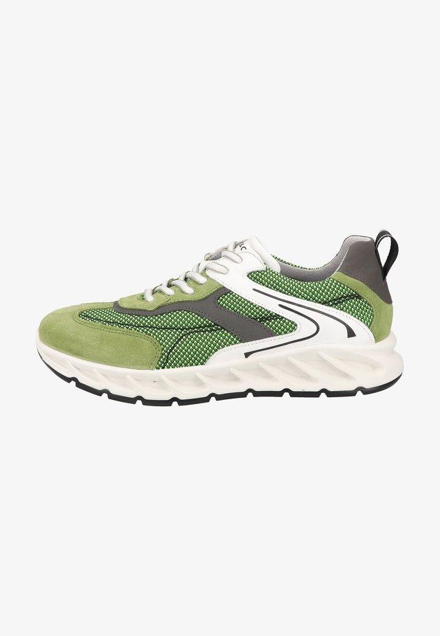 Sneakers laag - aloe