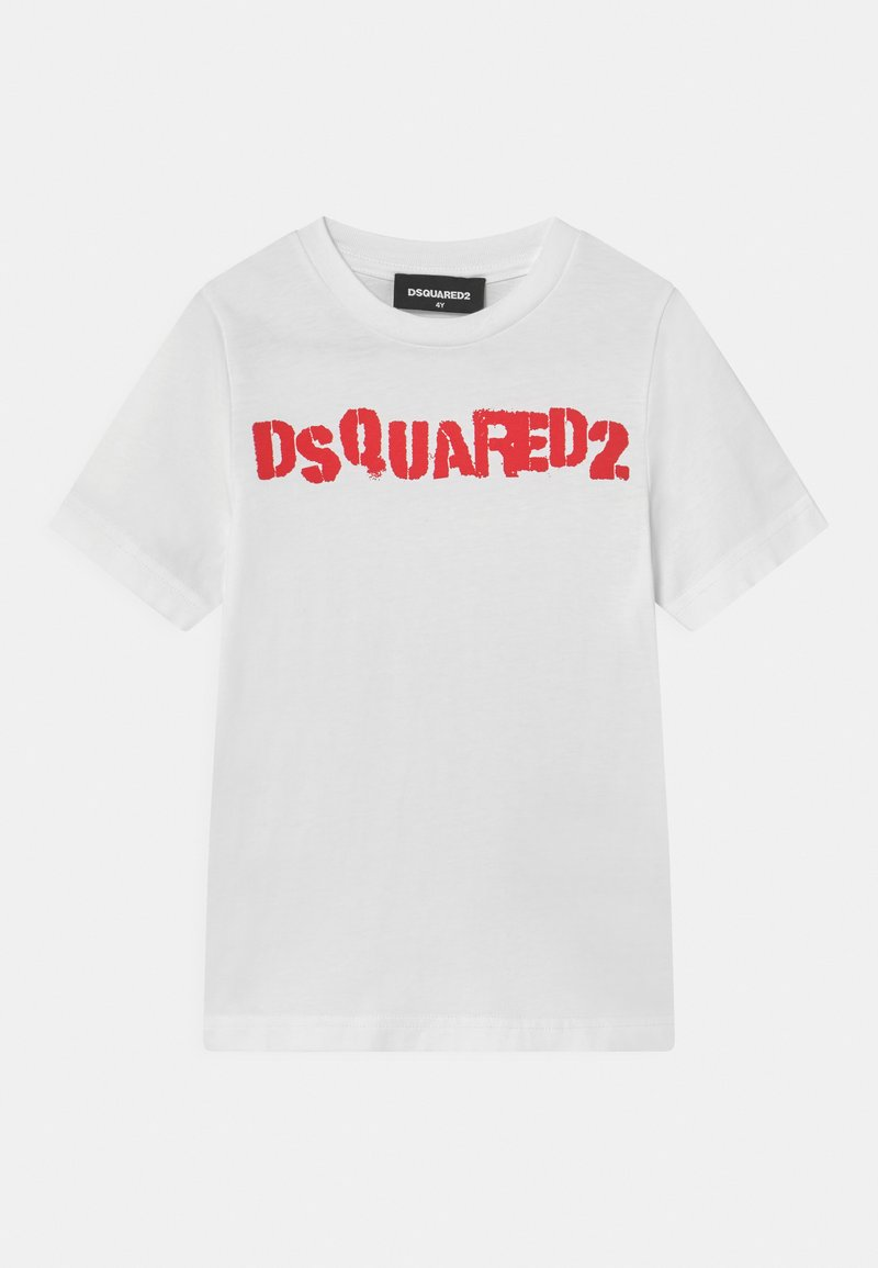 Dsquared2 - UNISEX - Print T-shirt - white