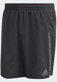 adidas Performance - Sports shorts - black - 8