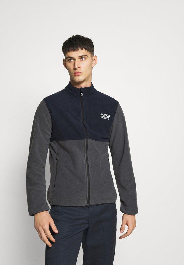 JJHYPE - Fleece jacket - ombre blue