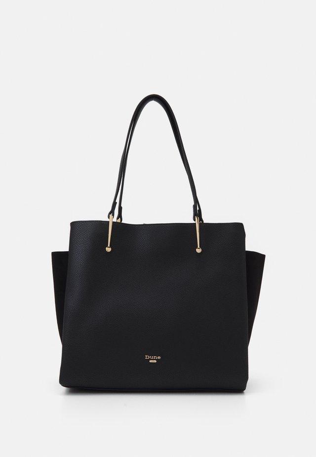 DONYX - Shopping bag - black
