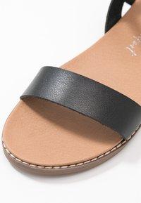New Look - FIFI - Sandales - black - 2
