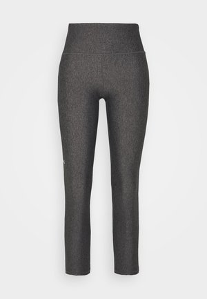 HI ANKLE - Leggings - charcoal light heather