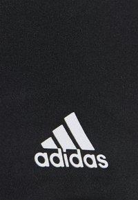 adidas Performance - SUPP BRA - Sujetadores deportivos con sujeción alta - black - 5