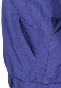 Urban Classics - CRINKLE - Light jacket - blue - 2