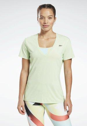 ONE SERIES ACTIVCHILL - T-shirt print - green