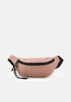 MILENE BUMBAG - Bum bag - rose