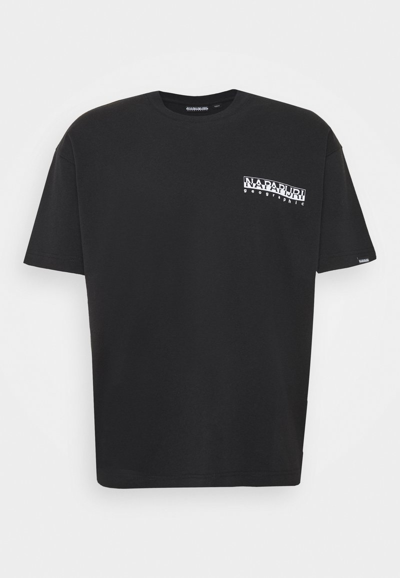 Napapijri The Tribe - YOIK UNISEX - Print T-shirt - black