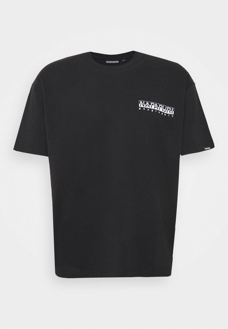 Napapijri The Tribe - YOIK UNISEX - T-shirt con stampa - black