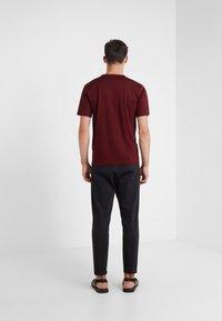 Tiger of Sweden - DIDELOT - T-shirt basic - regal red - 2