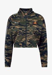 Ellesse - PAOLINA - Training jacket - olive - 3