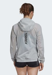 adidas Performance - AGRAVIC RAIN.RDY TRAIL RUNNING - Sports jacket - white - 3