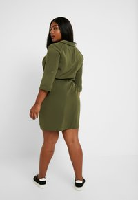 Even&Odd Curvy - Paitamekko - olive night - 3