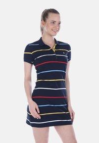 Felix Hardy - Jersey dress - navy - 3