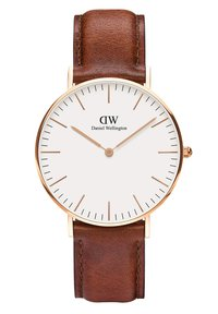 Daniel Wellington - CLASSIC ST MAWES 36MM - Watch - rose gold-coloured - 0
